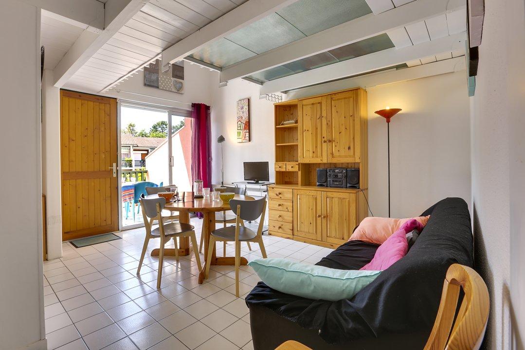 Location vacances appartement 6 personnes avec piscine for Agence petit hossegor